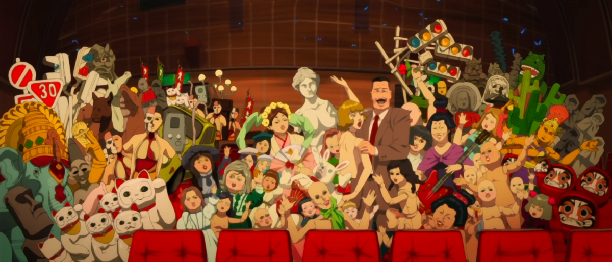 <strong>Paprika</strong> | OmU/DCP | Di., 18.06.2019 | 20:30Uhr | Pollux