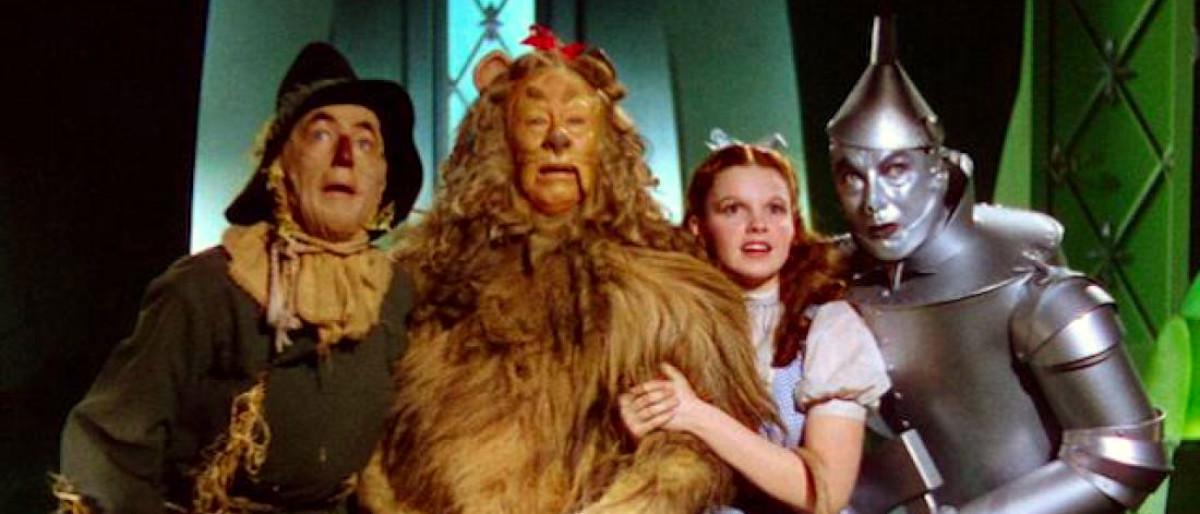 <strong>Der Zauberer von Oz</strong> | DF/DCP | So., 05.05.2019 | 12:00Uhr | Pollux