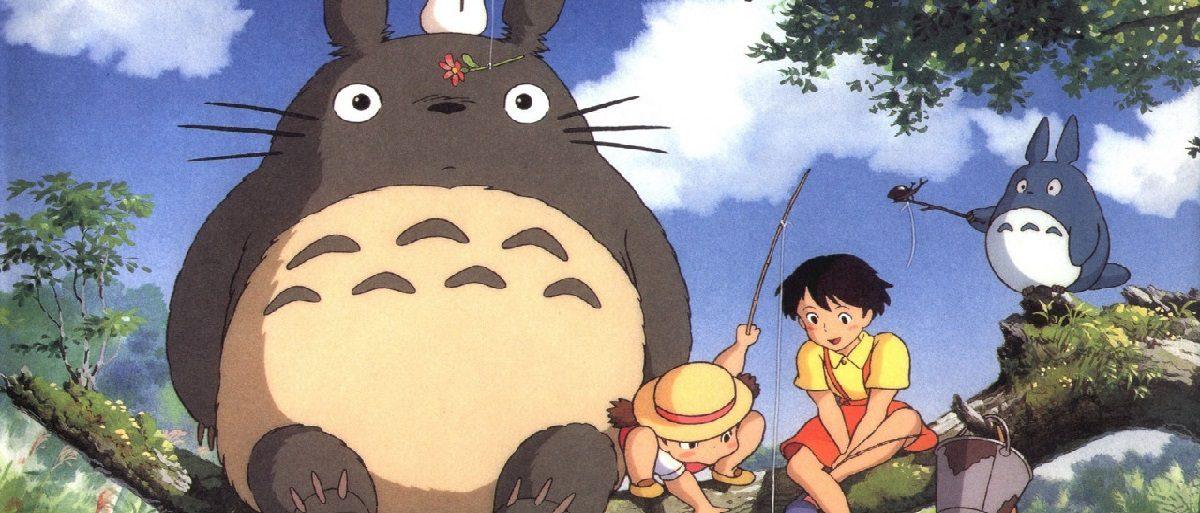 <strong>Mein Nachbar Totoro</strong> | DF/DCP | Di., 19.11.2019 | 20:30Uhr | Pollux